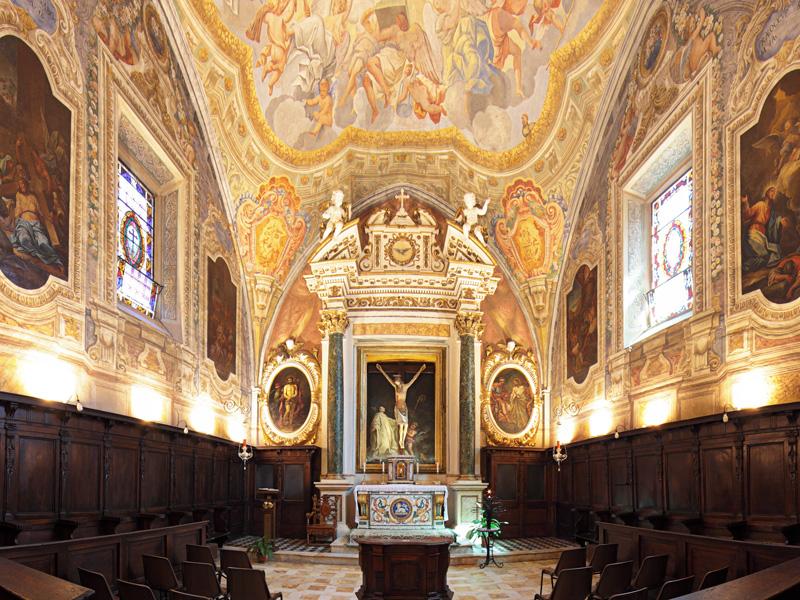 Chiesa e Coro