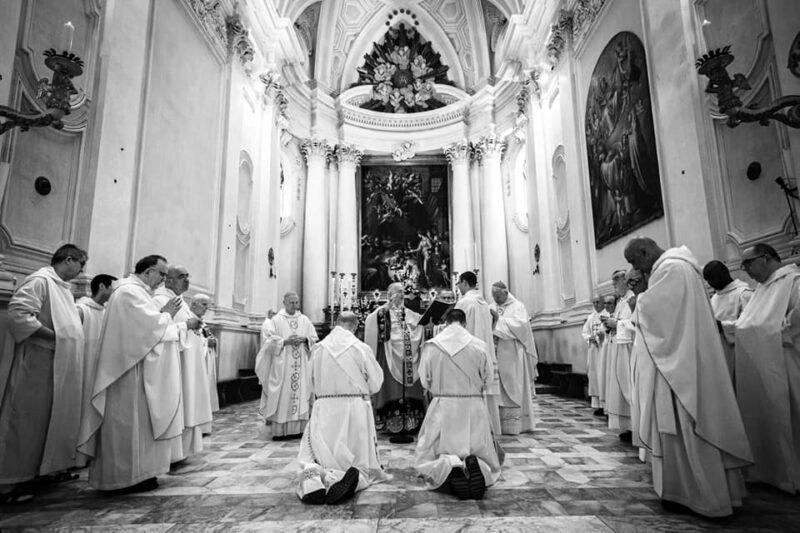 Ordinazione Dom Tommaso e Dom Celestino